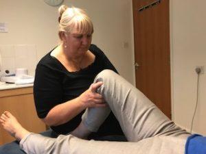 Amatsu Therapist Linda