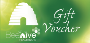 Beehive Gift Vouchers available for any treatments