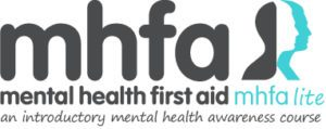 mental health first aid lite logo