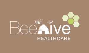 Beehive healthcare logo