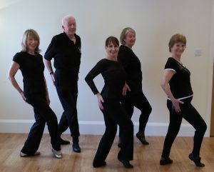 Jazz Dance Stretch and Tone Class
