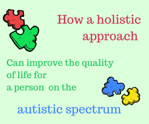 holistic approach to autistic spectrum treatment