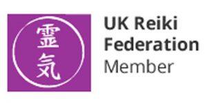 UK Reiki Ferderation Member Logo