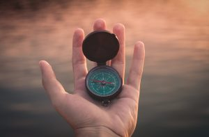 finding your inner compass when wellness coaching