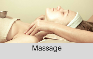 wide choice of massages at beehive healthcare