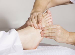 foot massage treatment chester