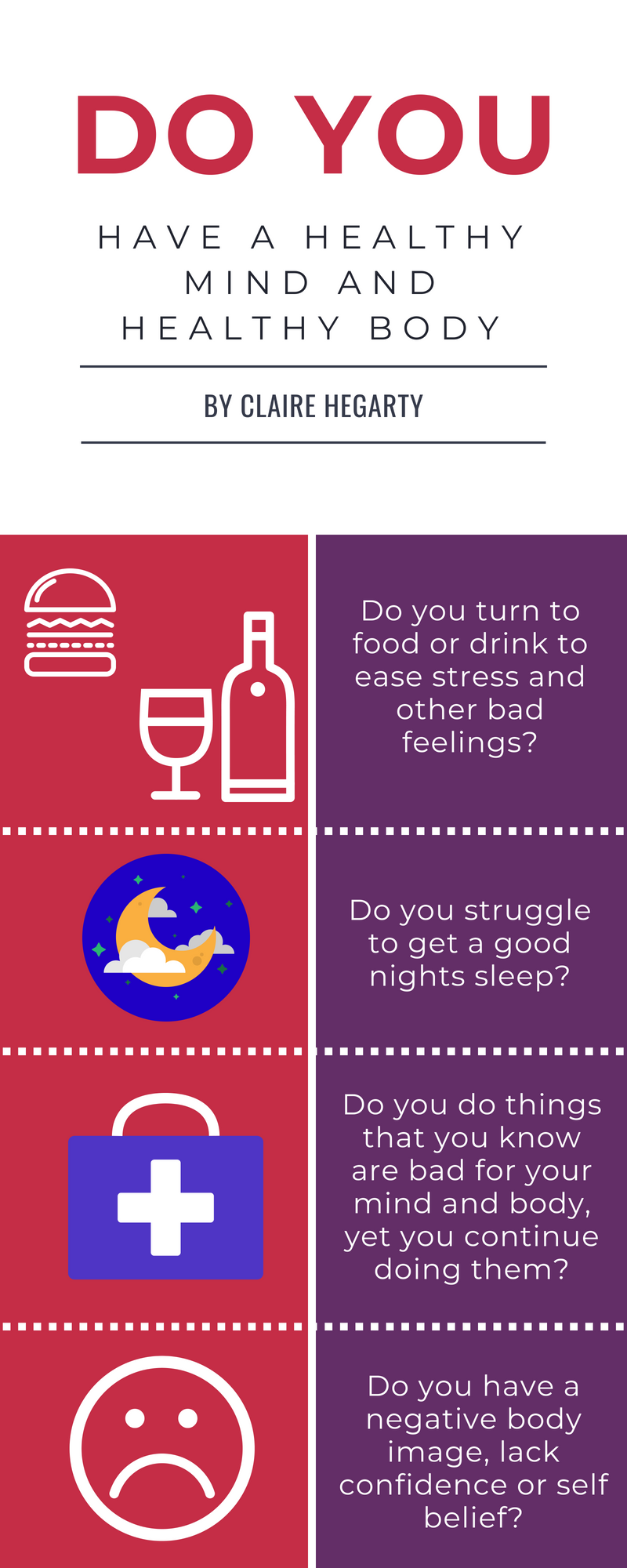 Beehive Healthcare | Pilates, Tai Chi and Hypnotherapy | Infographic