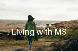 Living with MS image about massage improving walking for MS sufferer in Chester