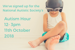 autism hour chester 11 october 2018