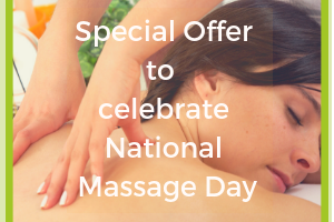 national massage day special offer on swedish massage chester